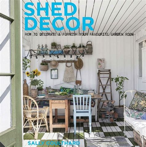 Dear Shed by Shed Decor By Sally Coulthard Dear Designer