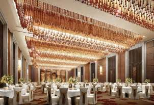 Private Dining Rooms Los Angeles golden banquet hall design rendering 3d house free 3d