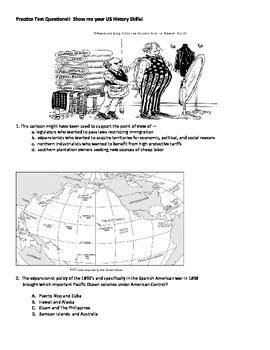 Imperialism Worksheet