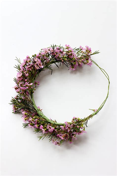 Handmade Flower Crowns - handmade flower crown by lois for julep julep