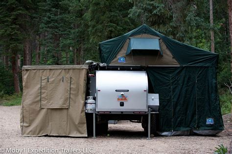 Led Awning Light Moby1 Xtr Teardrop Trailer Moby1 Expedition Trailers Llc