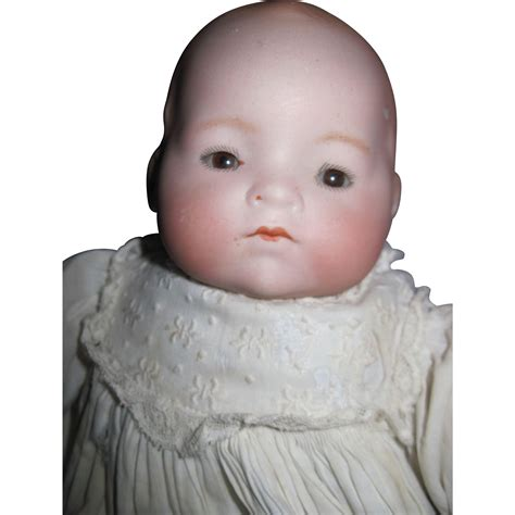 bisque baby doll lovely 12 quot hendren bisque baby doll free p i us buyers