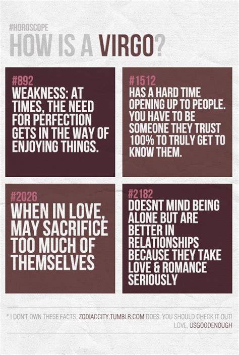 virgo personality quotes quotesgram