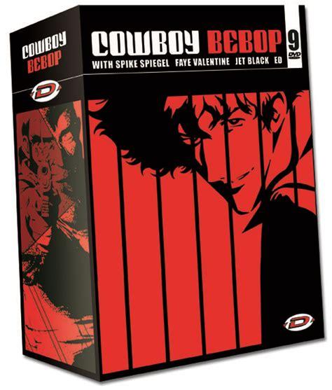 Critique Du Dvd Cowboy Bebop Int 233 Grale Slimpack