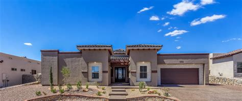 Luxury Homes In El Paso Tx Modern Styled Luxury Homes In El Paso Tx Winton Homes