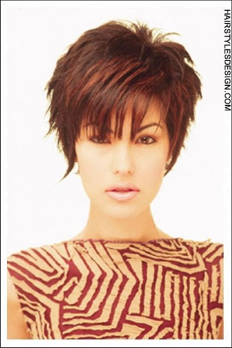 short feathered hair cuts feathery short haircuts for women short hairstyle 2013