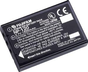 Fujifilm Battery Np 120 2200mah fujifilm np 120 fuji genuine original li ion battery