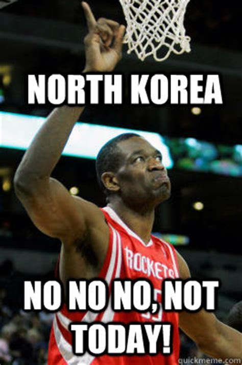 Mutombo Meme - no no no not in my house meme memes
