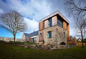 homes for scotia three glens scotland eco residence e architect