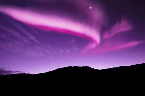 purple green and blue lights blue and purple borealis pixshark com