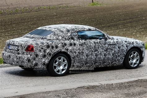 roll royce star rolls royce spied testing wraith drophead coupe