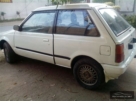 daihatsu turbo for sale used daihatsu charade turbo 1984 car for sale in lahore