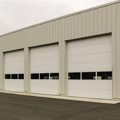 insulated sectional overhead doors insulated sectional steel door 150