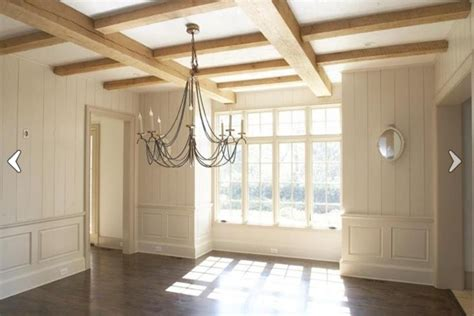 coffered walls natural wood coffered ceiling walls behi pinterest