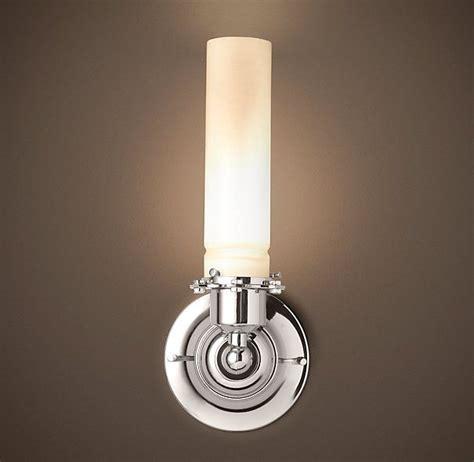 restoration hardware wall lighting 156 best bathrooms images on pinterest bathroom ideas