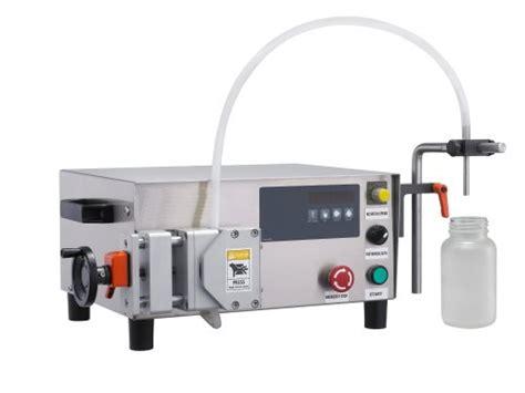 table top semi automatic capsule filling machine tabletop peristaltic liquid filling machine ft 100
