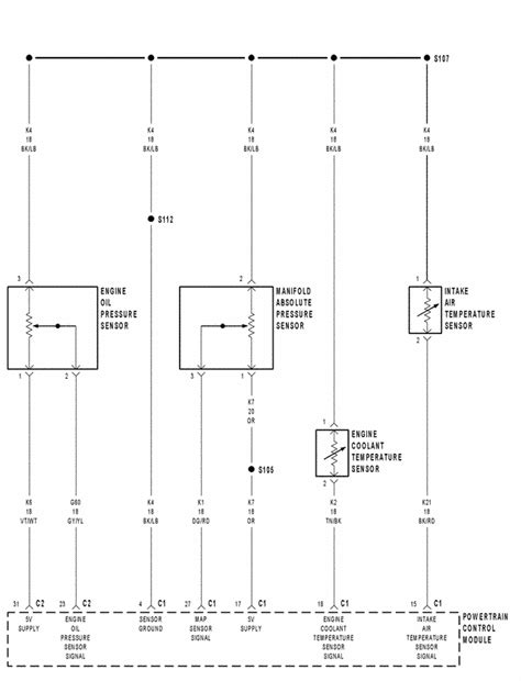 I am looking for an emissions electrical wiring diagram