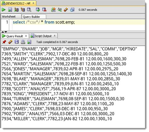 format csv to table top 10 tips tricks for oracle sql developer thatjeffsmith