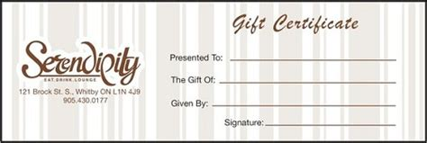 gift card size template gift certificate size uprinting