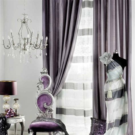 Modern Curtains Ideas Decor Living Room Modern Living Room Curtains