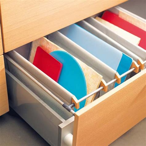 Kitchen Drawer Solutions by 35 Functional Kitchen Cabinet With Drawer Storage Ideas