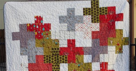Cascade Quilt Pattern by Artfulife Apples Cascade Quilt