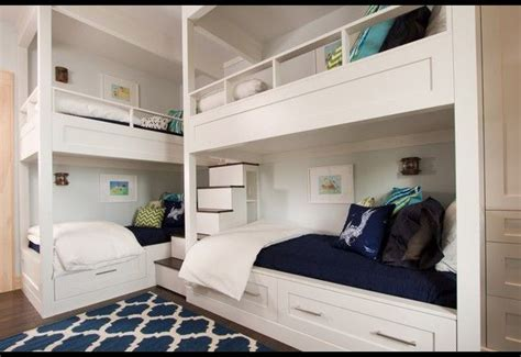 Where Did Bryan Baeumler Build His Cottage by Bryan Baeumler Cottage Retreat Bunk Room