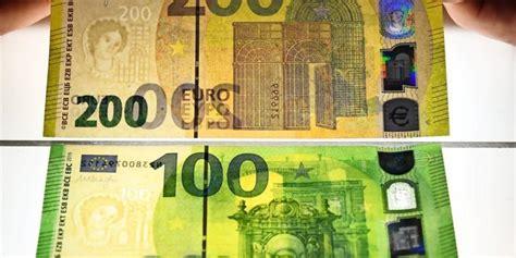 das sind die neuen  und  euro scheine