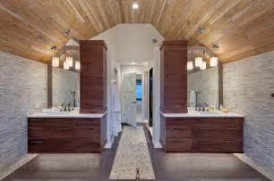 Makeup Vanity Room Transitional Master Bath Contemporary Bathroom