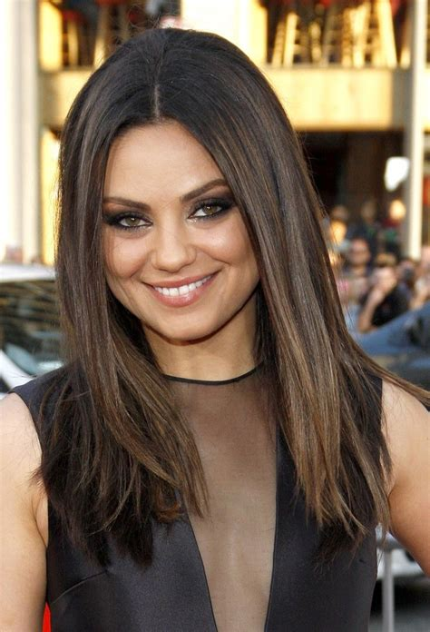 Black And Brown Hairstyles by 35 Rich And Sultry Brown Hair Color Ideas