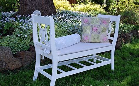 bench made from old chairs how to make a bench from old chairs refurbished ideas