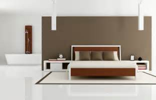 Modern Minimalism by Modern Minimalist Bedroom And Bathroom Interior Design