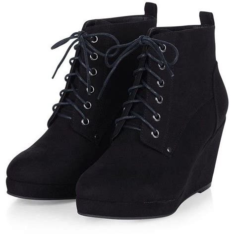 25 best ideas about wedge ankle boots on