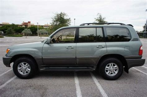 2002 lexus lx470 main image find used 2002 lexus lx 470 lx470 in delray beach florida united states for us 18 460 00