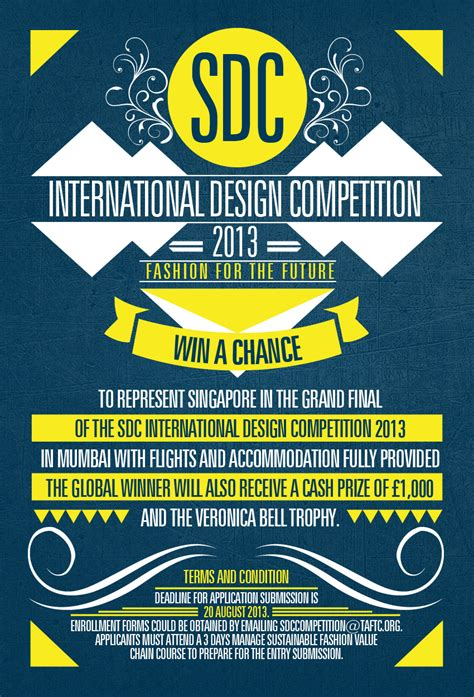 dc design contest flyer design for taf tc by one day graphics design 1955526