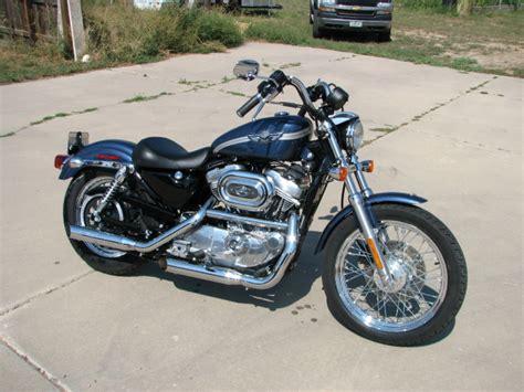 Harley Davidson 883 Hugger by 2003 Harley Davidson Xlh Sportster 883 Hugger Moto