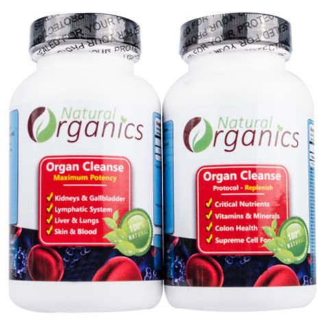 Detox Organs by Organ Cleanse