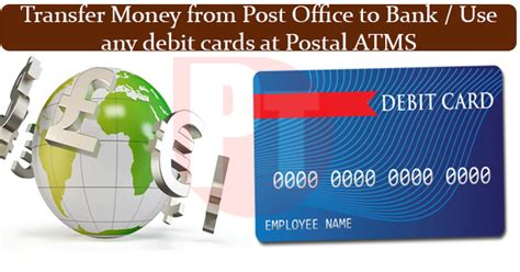 Transfer Money From Gift Card To Bank Account - pay bills open a savings account or transfer money from post offices to banks use