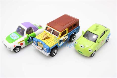 Tomica Disney Motor Dm 03 Buzz Toystory tomica takara tomy disney motors toys story woody buzz 3x set diecast car ebay