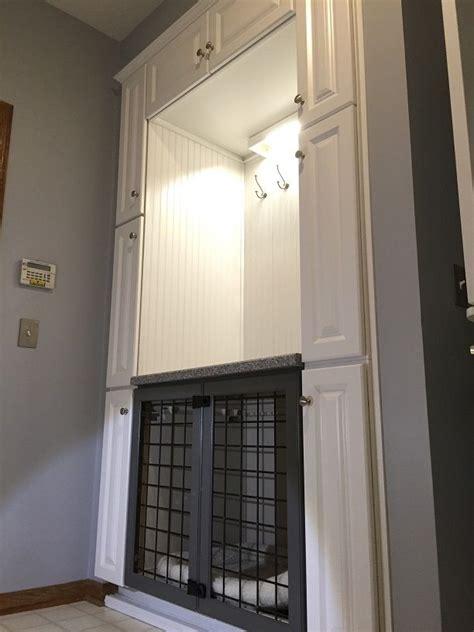 transform  laundry room closet   custom built