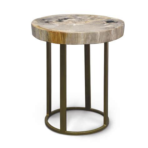 gold table l base palecek