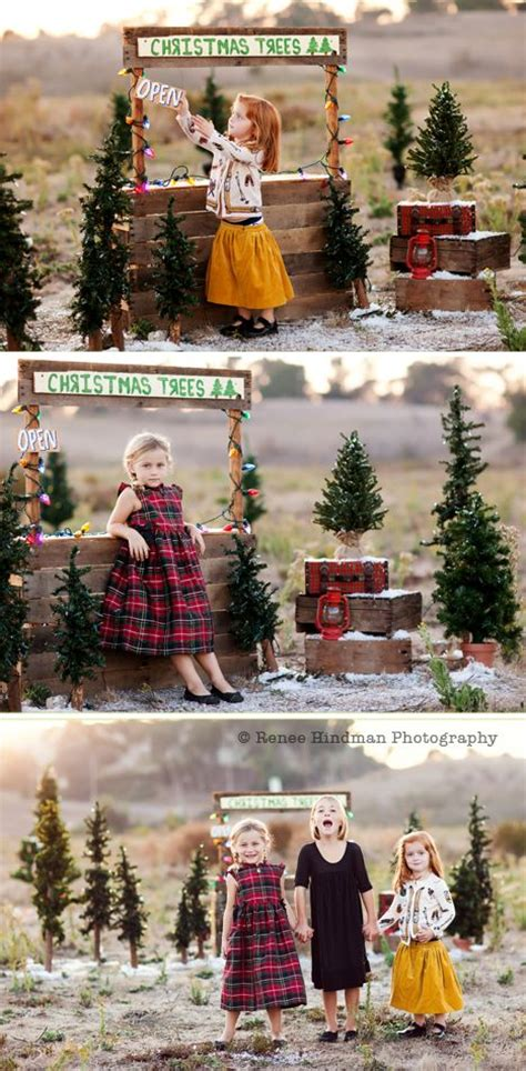 christmas tree stand mini session november 10th and 24th