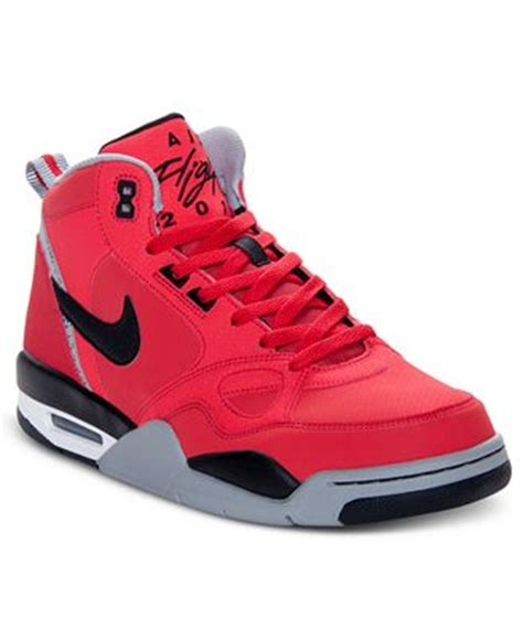 macy s basketball shoes nike s shoes flight 13 basketball sneakers from