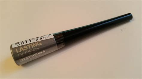 Eyeliner Liquid maybelline lasting glossy liquid eyeliner 003 silver