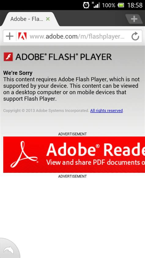 adobe flash player for android easy and install adobe flash player for android 4 1 jelly bean android freak