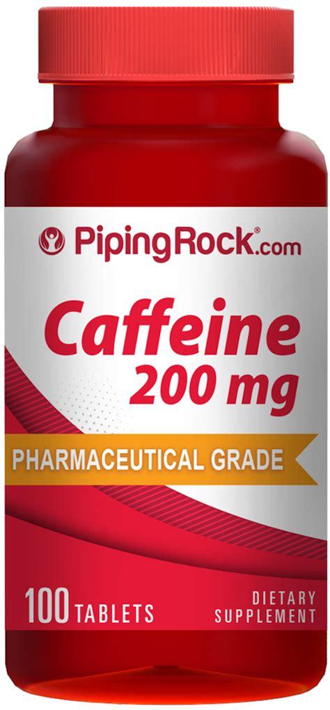 Rolanjona Plant Energy Slimming Gel 3 200 mg caffeine 200 mg caffeine 100 pills piping rock health products