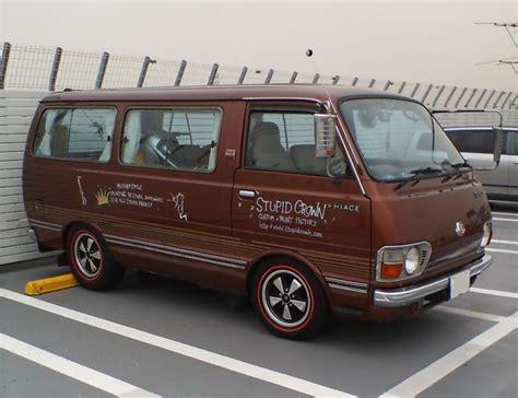Toyota Vans 1980s 1980 Toyota Hiace Archives