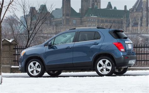 the chevrolet trax comes standard with front wheel drive
