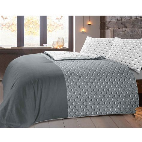 grey floral bedding paloma grey floral 100 cotton quilt duvet cover bed linen set