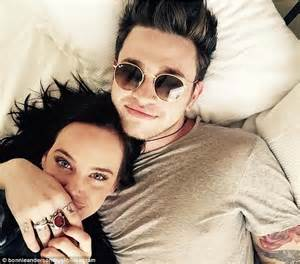 tattooed on my heart reece mastin lyrics bonnie anderson sparks speculation she s dating reece